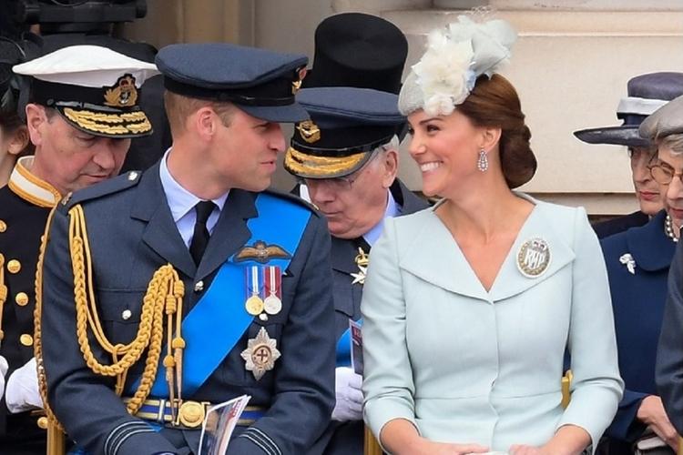 Księżna Kate i ksiażę William