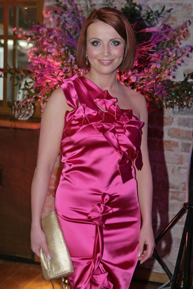 Katarzyna Zielińska w 2009 roku Katarzyna Zielińska w 2009 roku