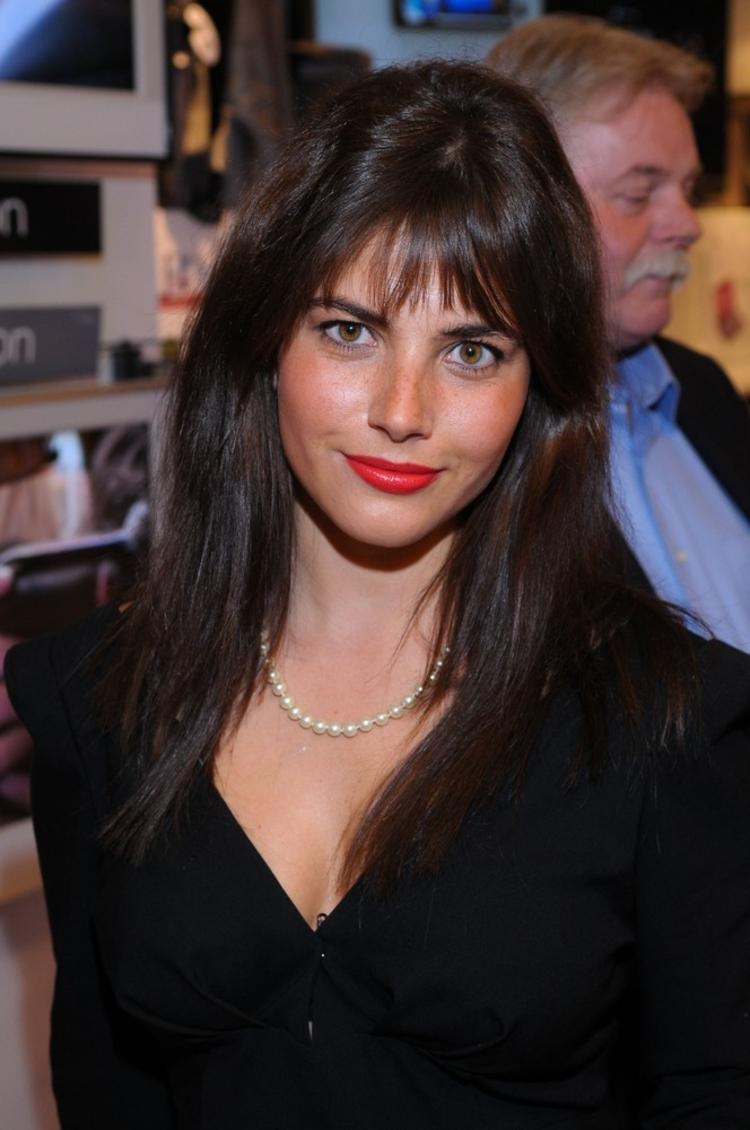 Weronika Rosati w 2009 roku Weronika Rosati w 2009 roku