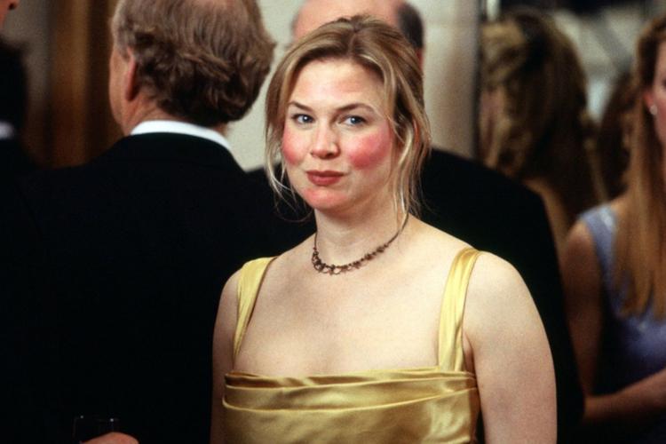Renee Zellweger jako Bridget Jones w kadrze z filmu