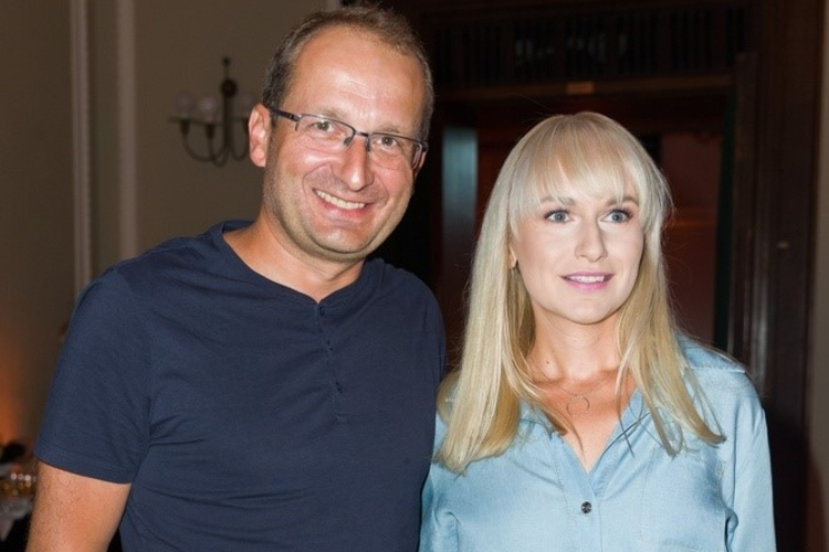 Robert Górski i Monika Sobień