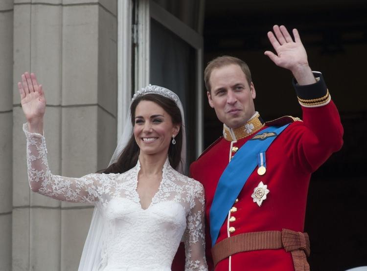 Ślub księżnej Kate i księcia Williama