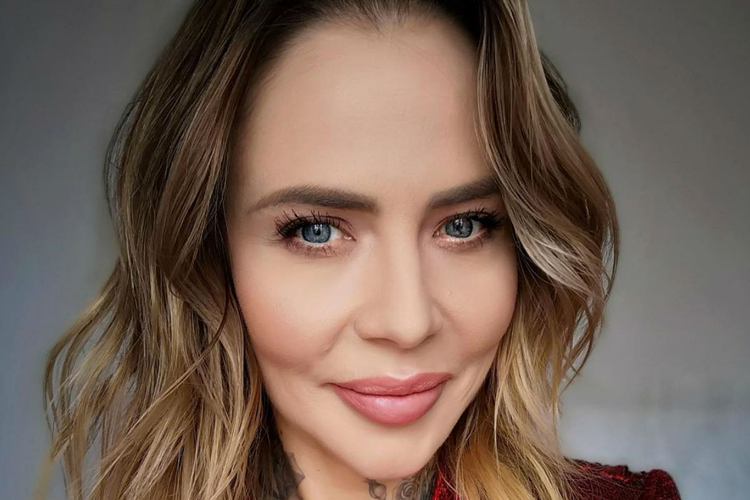 Maja Sablewska pokazuje piersi na instagramie