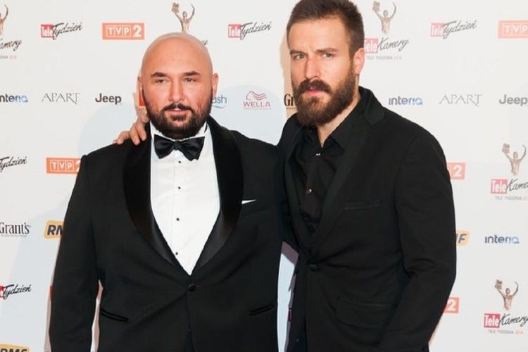 Patryk Vega i Piotr Stramowski
