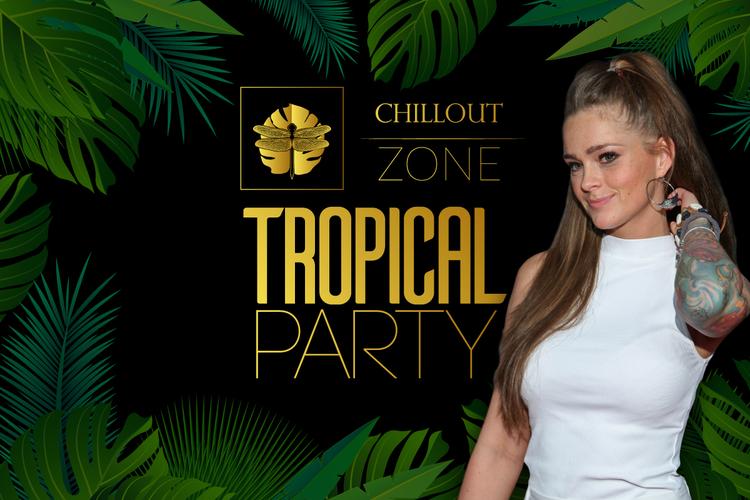 Tropical Party na otwarcie Chillout Zone w Warszawie