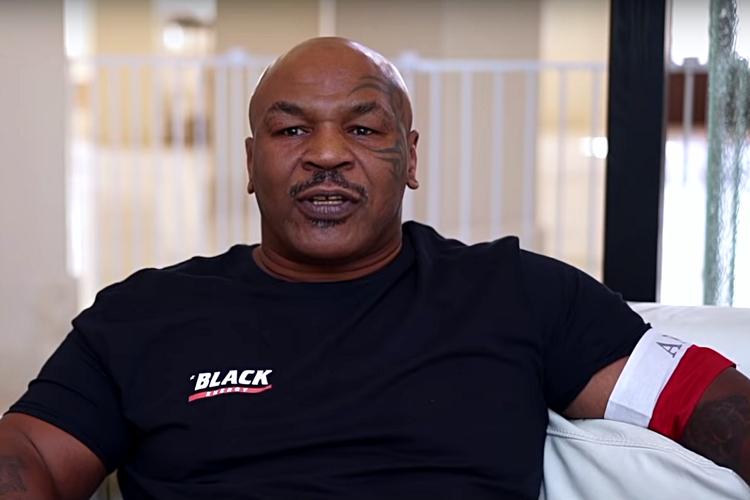 Mike Tyson w filmie o powstańcach