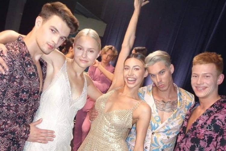 """Uczestnicy """"Top Model"""" pokazali łóżkowe zdjęcie."""
