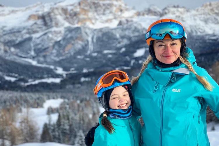 Martyna Wojciechowska z córką Marysią