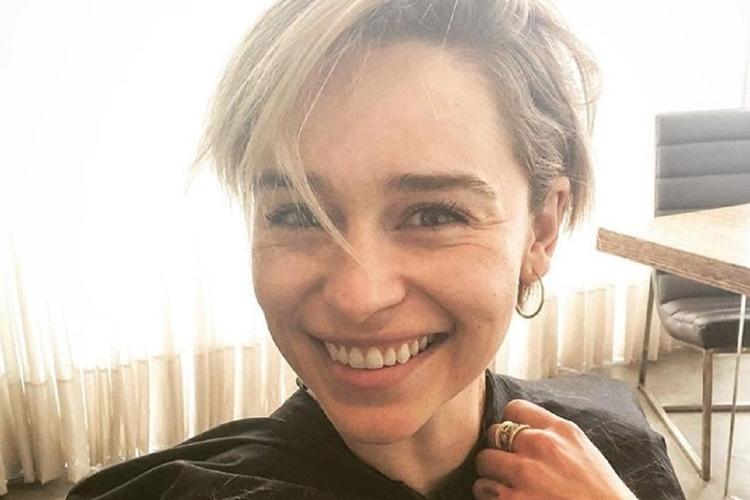 Emilia Clarke zaliczyła wpadkę na imprezie.