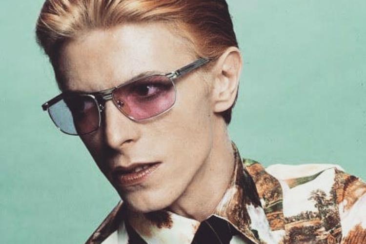 David Bowie na wystawie