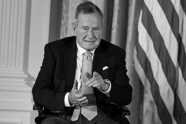 Bush George H.W. Bush