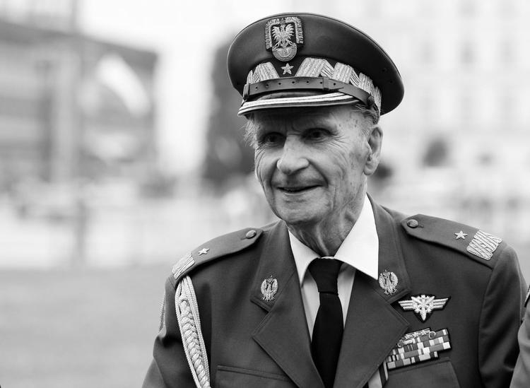 Ścibor-Rylski Generał Zbigniew Ścibor-Rylski