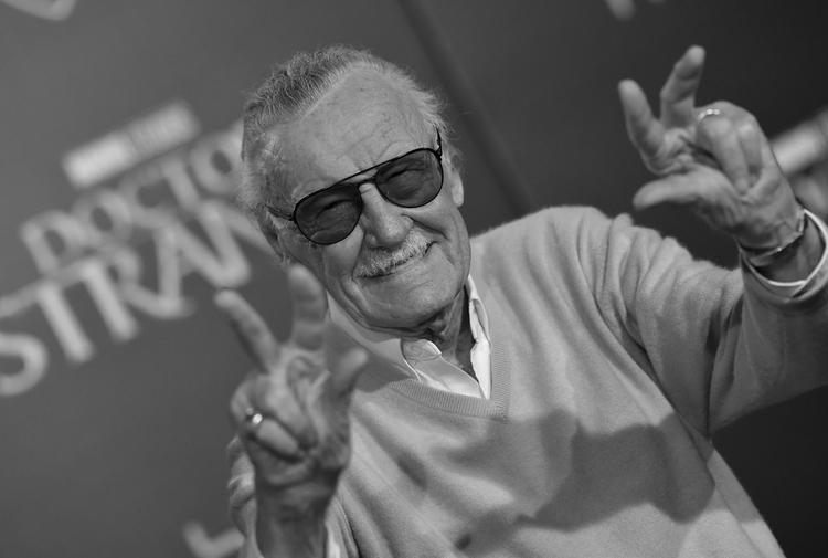 Stan Lee Stan Lee
