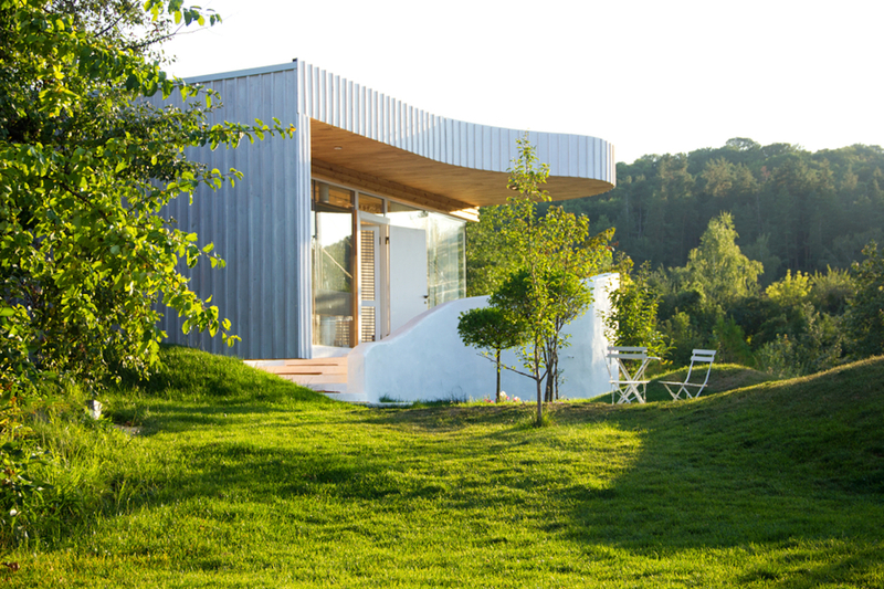 Nowoczesny, ekologiczny dom