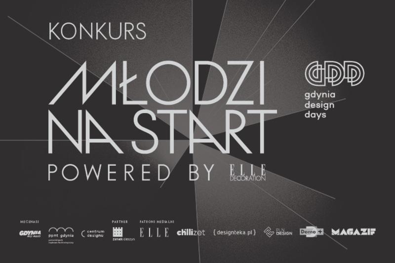 ELLE Decoration rozpoczyna 9. edycję konkursu Młodzi na Start!