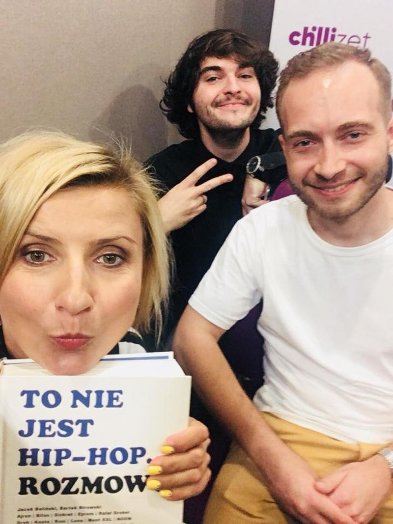 Novika, Jacek Baliński i Bartek Strowski