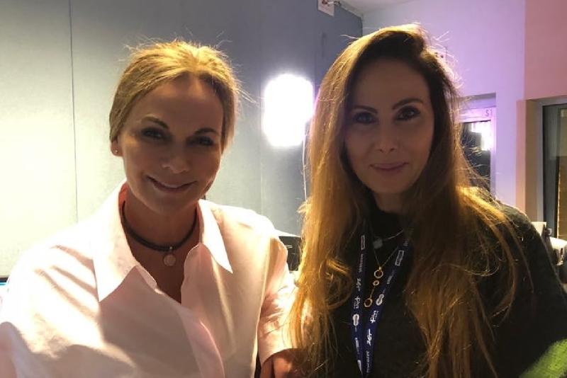 Kalina Ben Sira i Monika Lechowska