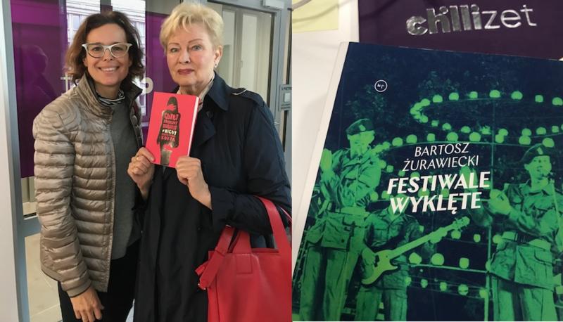 Krystyna Kofta i  Bartosz Żurawiecki gośćmi audycji Passent Pasuje