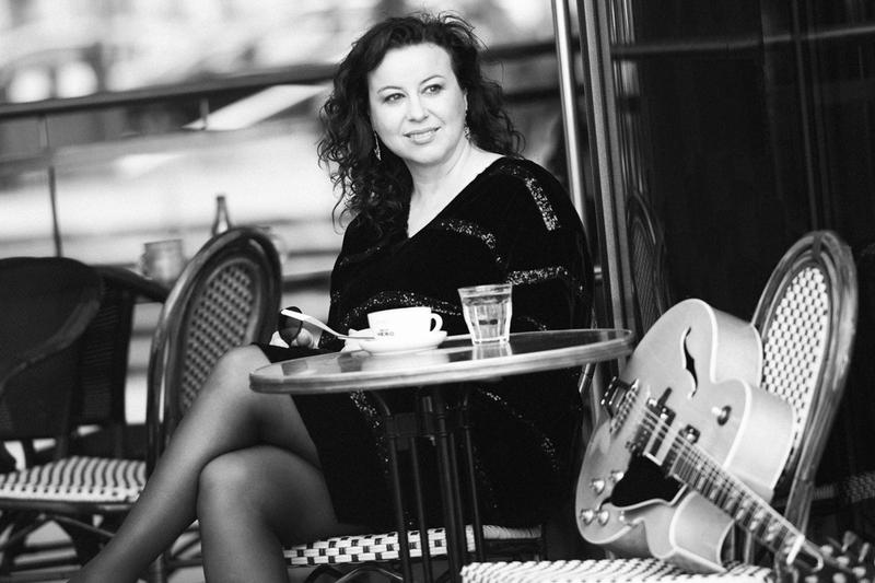 Krzysia Górniak - jedna z najlepszych gitarzystek w Europie