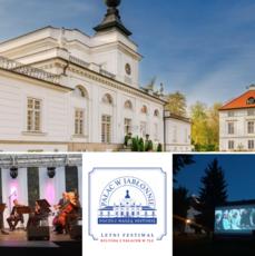 """Letni Festiwal """"KULTURA Z Pałacem w tle"""""""