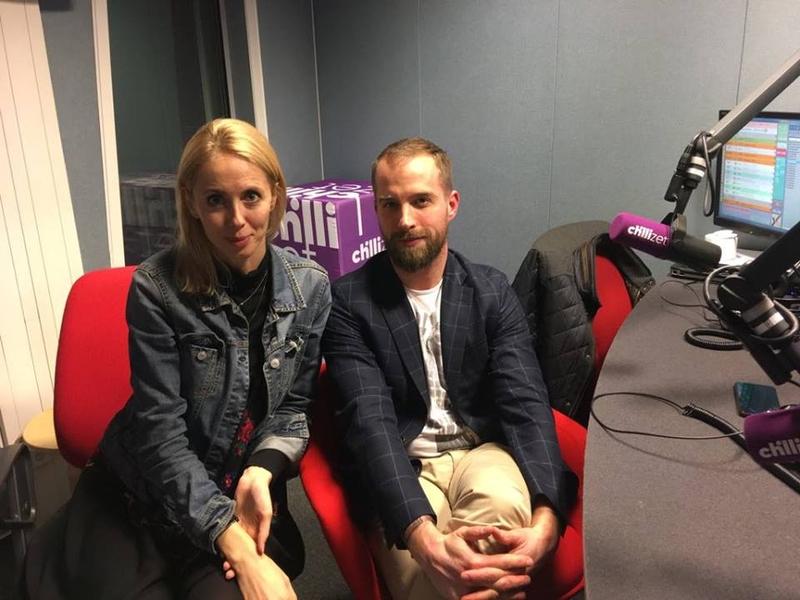 Dagmara Kowalska i Maciej Mazur