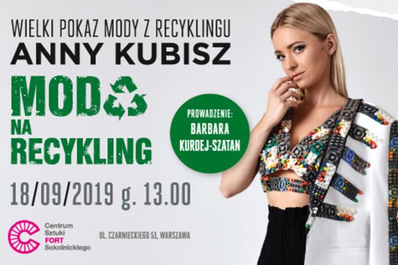 Moda na recycling. Jubileuszowa edycja Sprzątania Świata!