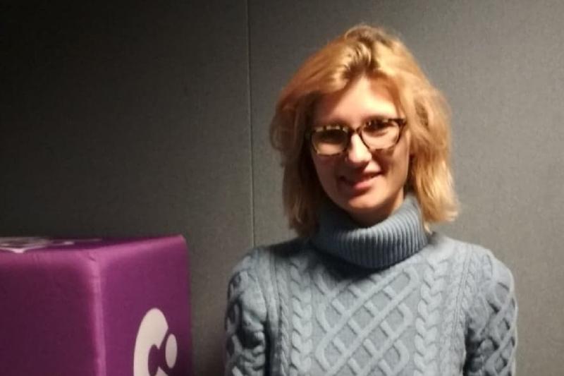 Natalia Szcześniak w Chillizet