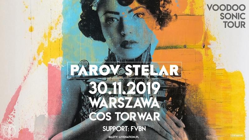 Parov Stelar w Polsce już pod koniec listopada!