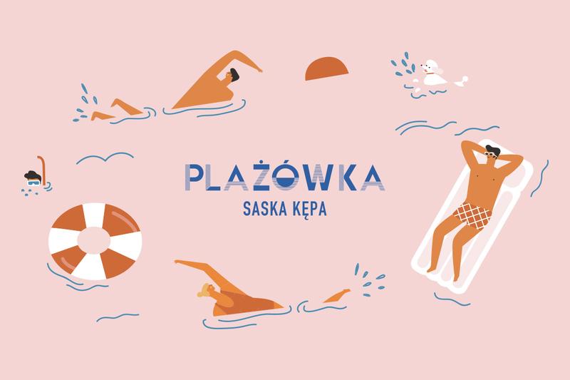 Plażówka Saska - nowa propozycja na lato w stolicy!