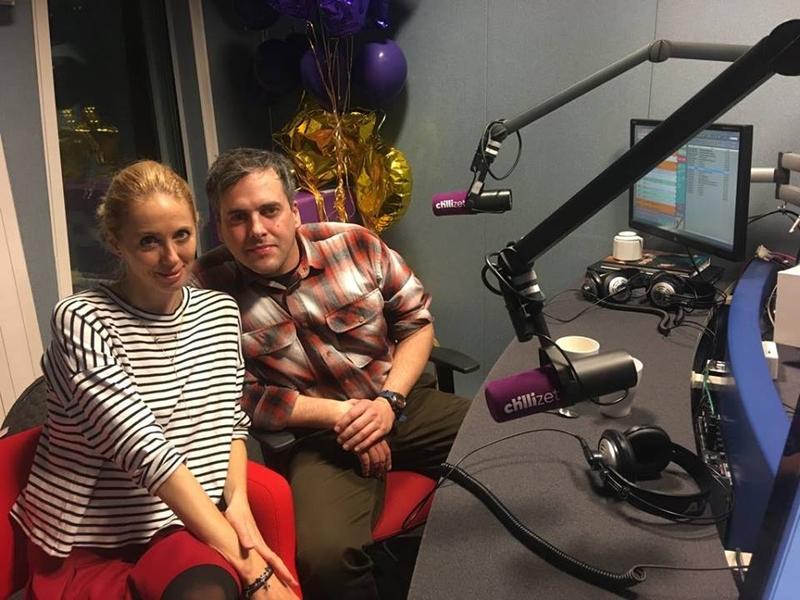 Dagmara Kowalska i Filip Idzikowski
