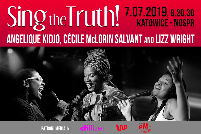 Sing The Truth - trzy zjawiskowe głosy na jednej scenie
