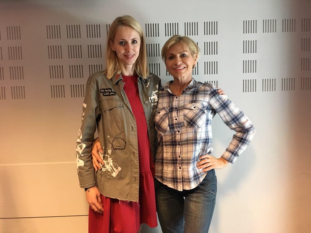 Dagmara Kowalska i Jirina Nowakowska