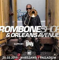 Trombone Shorty & Orleans Avenue po raz kolejny w Polsce!